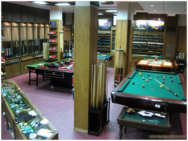 shop for pool tables and accessories